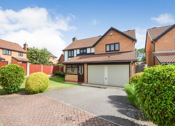 Thumbnail 4 bedroom detached house for sale in Turnberry Close, Bramcote, Nottingham
