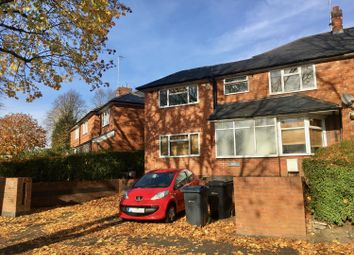 Thumbnail 6 bed semi-detached house to rent in Poole Crescent, Harborne, Birmingham