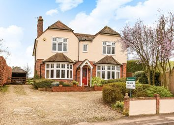 Thumbnail 5 bed detached house for sale in The Street, Crookham Village, Fleet