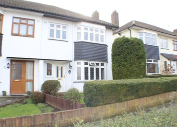 Thumbnail 3 bed semi-detached house to rent in Avon Road, Upminster, Essex