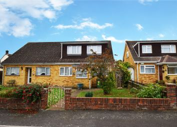 Thumbnail 3 bed semi-detached house for sale in Mansfield Road, Hextable, Kent