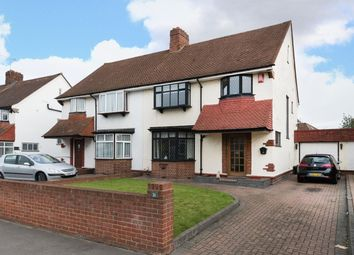 Thumbnail 3 bed property for sale in Sidcup Road, London