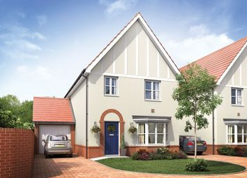 """Thumbnail 4 bed detached house for sale in """"The Neutron """" at Wood View, Grays"""