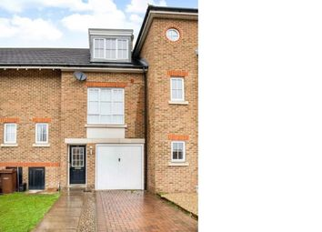 Thumbnail 3 bed terraced house to rent in Goodhall Close, Stanmore