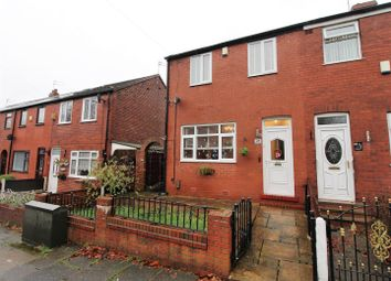 Thumbnail 2 bed end terrace house for sale in Milton Street, Middleton, Manchester