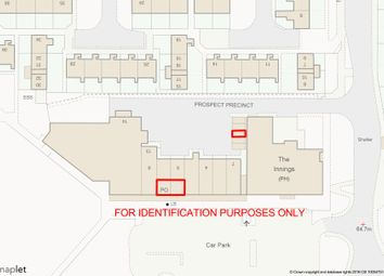 Thumbnail Property for sale in Reversionary Freehold, Flat 5, Prospect Precinct & Garage, Worksop, Nottinghamshire