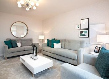 """Thumbnail 3 bedroom end terrace house for sale in """"Coull"""" at Frogston Road East, Edinburgh"""