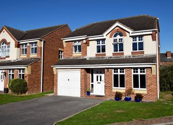 Thumbnail 5 bed detached house for sale in Heather View, Sharlston Common, Wakefield