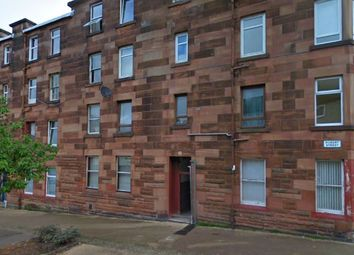 Thumbnail 2 bed flat for sale in Robert Streeet, Port Glasgow, Inverclyde