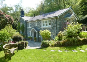 Thumbnail 3 bedroom detached house for sale in Duddon Lodge, Duddon Bridge, Broughton-In-Furness, Cumbria