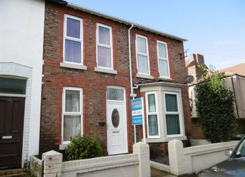 Thumbnail 4 bedroom terraced house for sale in Magazine Avenue, Wallasey, Wirral
