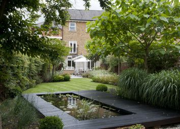 Thumbnail 4 bed semi-detached house to rent in Trinity Church Road, London