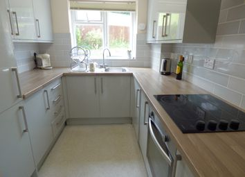 Thumbnail 2 bed maisonette to rent in Springfield Close, Andover