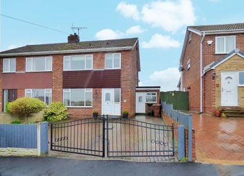 Thumbnail 3 bed semi-detached house to rent in Lyndale Grove, Normanton, West Yorkshire