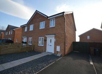 Thumbnail 3 bed semi-detached house for sale in Weavers Avenue, Frizington