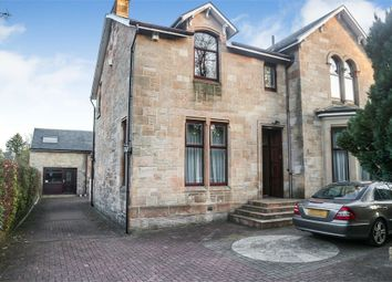 Thumbnail 4 bed detached house for sale in Thorn Road, Bearsden, Glasgow, East Dunbartonshire