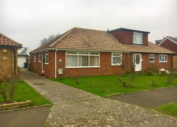 Thumbnail 2 bed bungalow for sale in Chichester Way, Selsey, Chichester, West Sussex