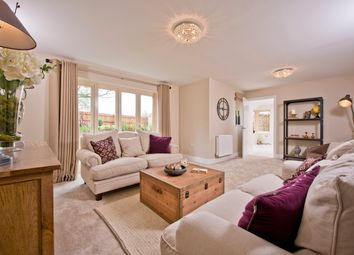 Thumbnail 2 bed flat for sale in Kempton Close, Bicester, Oxfordshire