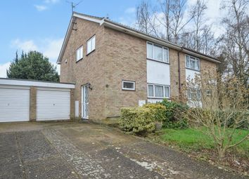 3 bed semi-detached house for sale in Kennington Close, Maidstone ME15