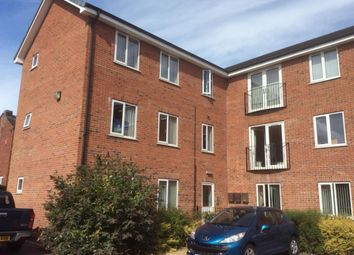 Thumbnail 2 bed flat to rent in St. Mellion Court, Normanton