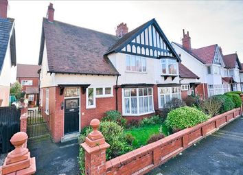 Thumbnail 4 bed property for sale in Park Road, Lytham St. Annes