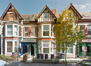Thumbnail 4 bed block of flats for sale in Connaught Road, Roath, Cardiff