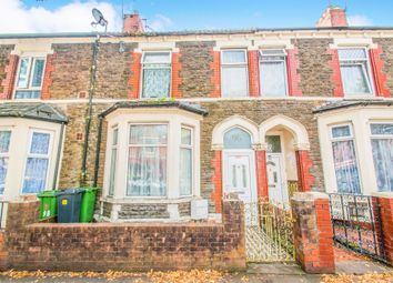 Thumbnail 5 bed terraced house for sale in Corporation Road, Grangetown, Cardiff