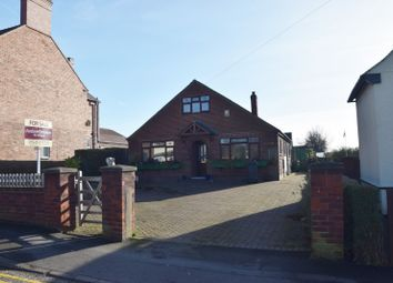 Thumbnail 4 bed bungalow for sale in Ashby Road, Moira