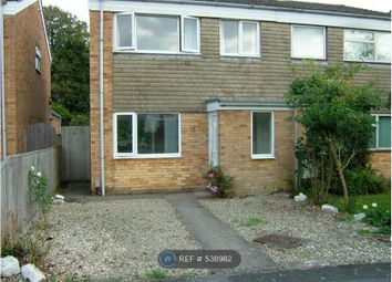 Thumbnail 3 bed semi-detached house to rent in Gordon Drive, Abingdon