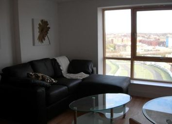 Thumbnail 1 bed flat to rent in Clarence House, Leeds Dock, City Centre