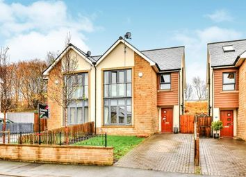 Thumbnail 4 bed semi-detached house for sale in Holden Road, Brierfield, Lancashire