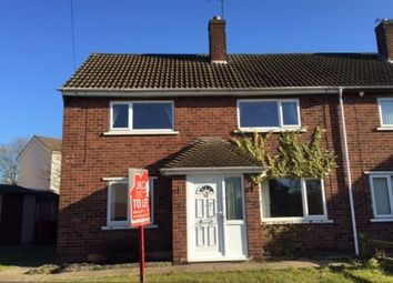 Thumbnail 3 bed semi-detached house to rent in Healey Road, Scunthorpe