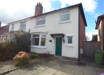 Thumbnail 3 bed semi-detached house for sale in Shaws Road, Birkdale, Southport, Merseyside