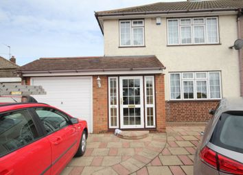 Thumbnail 3 bed terraced house to rent in Long Lane, Bexleyheath