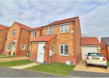 Finegan Place, Middlesbrough TS6. 3 bed detached house for sale