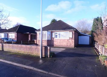 Thumbnail 2 bed bungalow to rent in Greenway Road, Heald Green, Cheadle