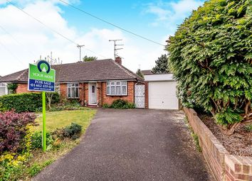 Thumbnail 2 bed bungalow for sale in Ninesprings Way, Hitchin