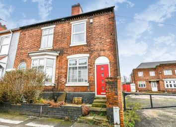 Thumbnail 3 bed end terrace house for sale in Bloxwich Business Park, Fryers Road, Walsall