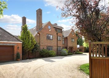 Thumbnail 7 bed detached house for sale in Church Road, Winkfield, Windsor, Berkshire