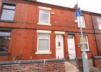 Thumbnail 2 bedroom terraced house to rent in Princess Avenue, Denton, Manchester