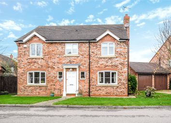 Thumbnail 4 bed detached house for sale in The Brickall, Long Marston, Stratford-Upon-Avon, Warwickshire