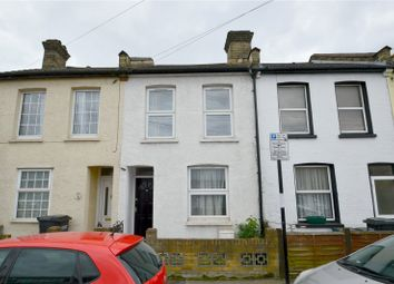 Thumbnail 3 bed terraced house for sale in Gladstone Road, Croydon