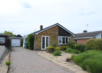 Thumbnail 3 bed bungalow for sale in Wilsford Lane, Ancaster, Grantham