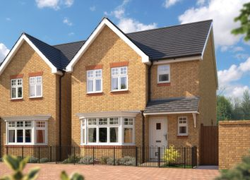 """Thumbnail 3 bed detached house for sale in """"The Epsom"""" at Steppingley Road, Flitwick, Bedford"""