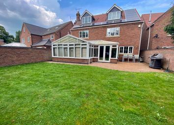 Thumbnail 6 bed detached house for sale in Loxley Meadow, Burton Joyce, Nottingham