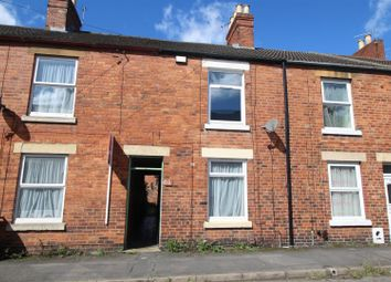 Thumbnail 2 bed terraced house for sale in Cecil Street, Grantham