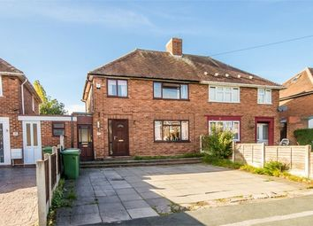 Thumbnail 3 bed semi-detached house for sale in Howard Road, Ashmore Park, Wolverhampton, West Midlands