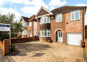 Thumbnail 4 bedroom detached house for sale in Clarence Road, Windsor, Berkshire