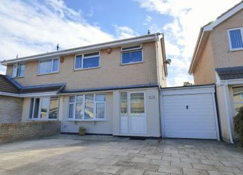 Thumbnail 4 bed semi-detached house for sale in St. Marks Road, Worle, Weston-Super-Mare