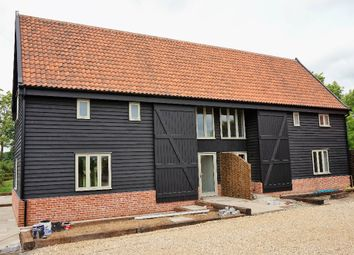 Thumbnail 3 bed semi-detached house for sale in Duke Street, Hintlesham, Suffolk